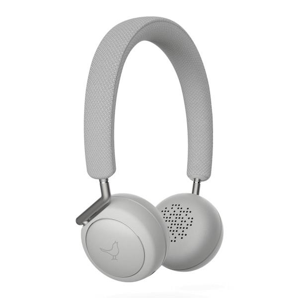 Libratone - Q Adapt On-Ear - Cloudy White - High Quality Headphones Earphones - Active Noise Canceling - Lightning - CityMix
