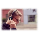 Libratone - Q Adapt On-Ear - Rosa Elegante - Cuffie Auricolari di Alta Qualità - Active Noise Cancelling - Lightning - CityMix