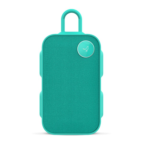 Libratone - One Click - Caribbean Green - High Quality Portable Speaker - Bluetooth, Wireless, WiFi