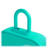 Libratone - One Click - Verde Caraibi - Altoparlante di Alta Qualità Portatile - Bluetooth, Wireless, WiFi