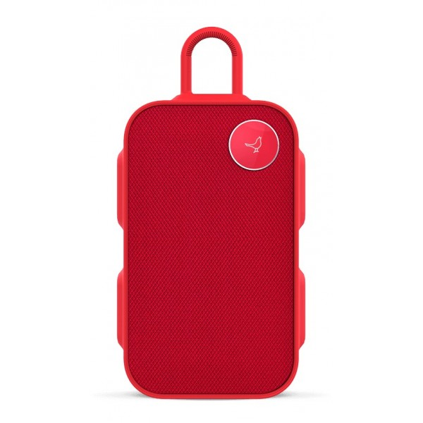Libratone - One Click - Rosa Ciliegia - Altoparlante di Alta Qualità Portatile - Bluetooth, Wireless, WiFi