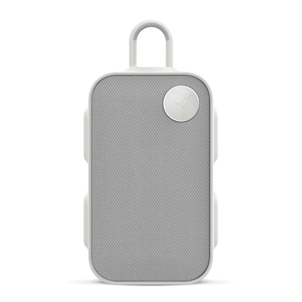 Libratone - One Click - Grigio Nuvole - Altoparlante di Alta Qualità Portatile - Bluetooth, Wireless, WiFi