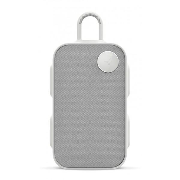 Libratone - One Click - Grigio Nuvole - Altoparlante di Alta Qualità Portatile - Bluetooth, Wireless, WiFi