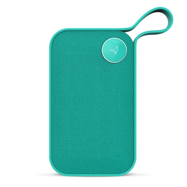 Libratone - One Style - Caribbean Green - High Quality Portable Speaker - Bluetooth, Wireless, WiFi