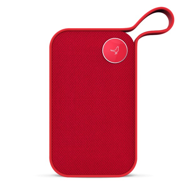 Libratone - One Style - Rosso Ciliegia - Altoparlante di Alta Qualità Portatile - Bluetooth, Wireless, WiFi