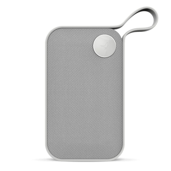 Libratone - One Style - Cloudy Grey - High Quality Portable Speaker - Bluetooth, Wireless, WiFi