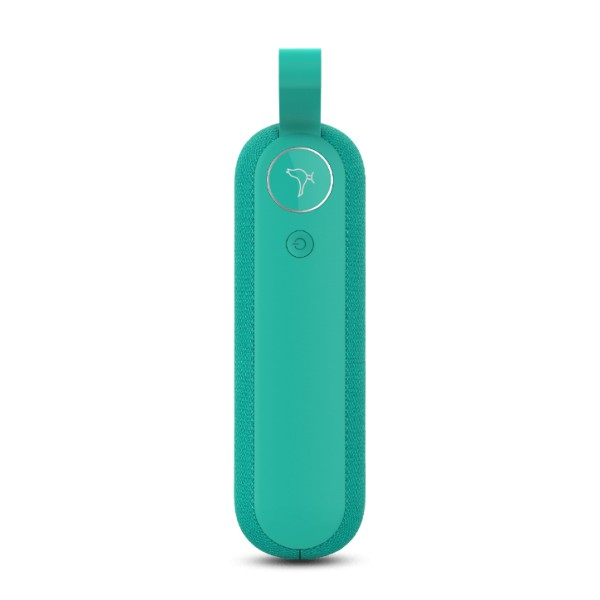 Libratone - Too - Verde Caraibi - Altoparlante di Alta Qualità Portatile - Bluetooth, Wireless, WiFi
