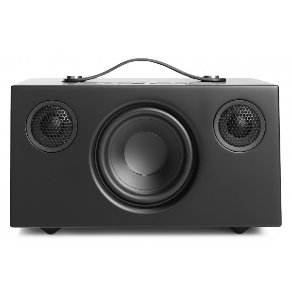Audio Pro - Addon C5 - Nero - Altoparlante di Alta Qualità - WLAN Multi-Room - Airplay, Stereo, Bluetooth, Wireless, WiFi