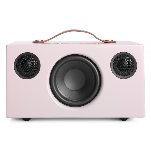 Audio Pro - Addon C5 - Pink - High Quality Speaker - WLAN Multi-Room - Airplay, Stereo, Bluetooth, Wireless, WiFi