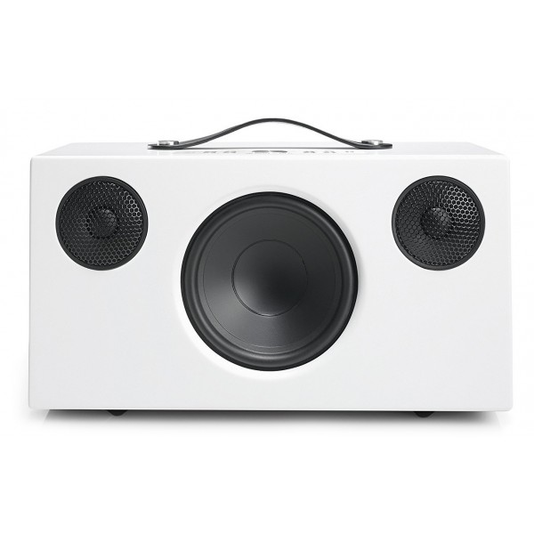 Audio Pro - Addon C10 - White - High Quality Speaker - WLAN Multi-Room - Airplay, Stereo, Bluetooth, Wireless, WiFi