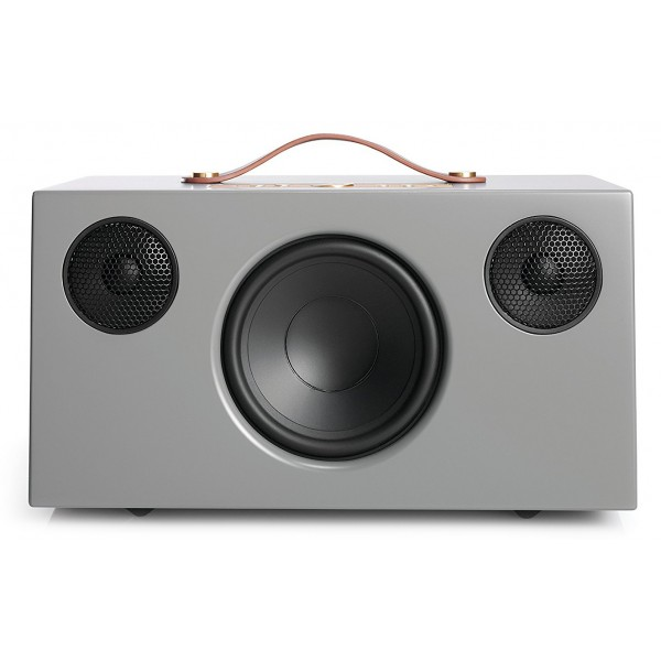 Audio Pro - Addon C10 - Grigio - Altoparlante di Alta Qualità - WLAN Multi-Room - Airplay, Stereo, Bluetooth, Wireless, WiFi