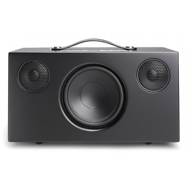 Audio Pro - Addon C10 - Black - High Quality Speaker - WLAN Multi-Room - Airplay, Stereo, Bluetooth, Wireless, WiFi