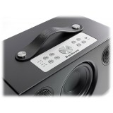 Audio Pro - Addon C10 - Nero - Altoparlante di Alta Qualità - WLAN Multi-Room - Airplay, Stereo, Bluetooth, Wireless, WiFi