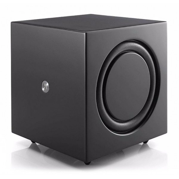 Audio Pro - Addon C-SUB - Nero - Subwoofer di Alta Qualità - WLAN Multi-Room - Airplay, Stereo, Bluetooth, Wireless, WiFi