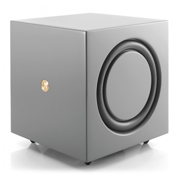 Audio Pro - Addon C-SUB - Grigio - Subwoofer di Alta Qualità - WLAN Multi-Room - Airplay, Stereo, Bluetooth, Wireless, WiFi