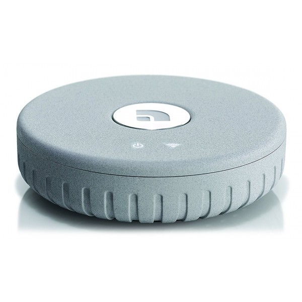 Audio Pro - Link 1 - Grigio - Player di Alta Qualità - WLAN Multi-Room - Airplay, Stereo, Bluetooth, Wireless, WiFi