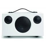 Audio Pro - Addon T3 - Bianco - Altoparlante di Alta Qualità - Portatile Wireless - USB, Stereo, Bluetooth, Wireless