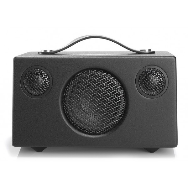 Audio Pro - Addon T3 - Nero - Altoparlante di Alta Qualità - Portatile Wireless - USB, Stereo, Bluetooth, Wireless