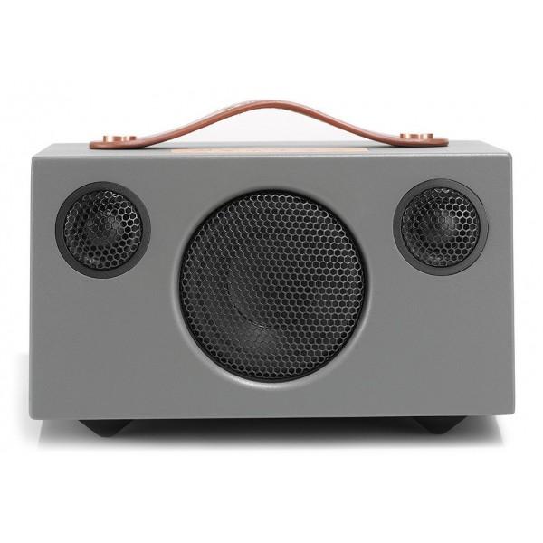 Audio Pro - Addon T3 - Grigio - Altoparlante di Alta Qualità - Portatile Wireless - USB, Stereo, Bluetooth, Wireless
