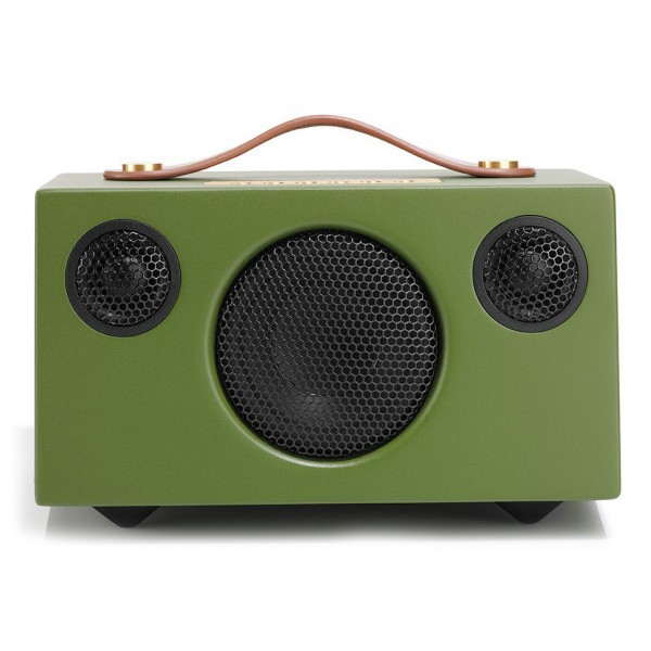 Audio Pro - Addon T3 - Verde - Altoparlante di Alta Qualità - Portatile Wireless - USB, Stereo, Bluetooth, Wireless