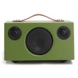 Audio Pro - Addon T3 - Verde - Altoparlante di Alta Qualità - Portatile Wireless - USB, Stereo, Bluetooth, Wireless