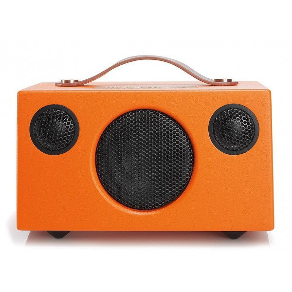 Audio Pro - Addon T3 - Orange - High Quality Speaker - Wireless Portable Speaker - USB, Stereo, Bluetooth, Wireless