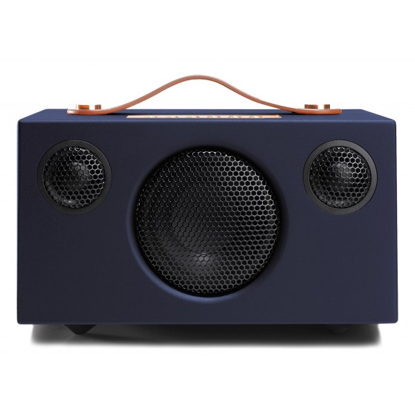 Audio Pro - Addon T3 - Blue - High Quality Speaker - Wireless Portable Speaker - USB, Stereo, Bluetooth, Wireless