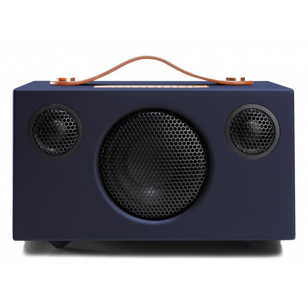 Portable Bluetooth Speaker Large Sound Stereo subwoofer Wireless Sound Blue