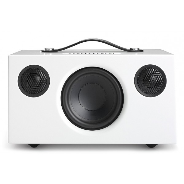 Audio Pro - Addon T5 - White - High Quality Speaker - Powered Wireless Speaker - USB, Stereo, Bluetooth, Wireless