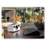 Audio Pro - Addon T5 - Bianco - Altoparlante di Alta Qualità - Alimentato Wireless - USB, Stereo, Bluetooth, Wireless