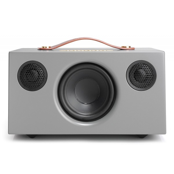 Audio Pro - Addon T5 - Grey - High Quality Speaker - Powered Wireless Speaker - USB, Stereo, Bluetooth, Wireless