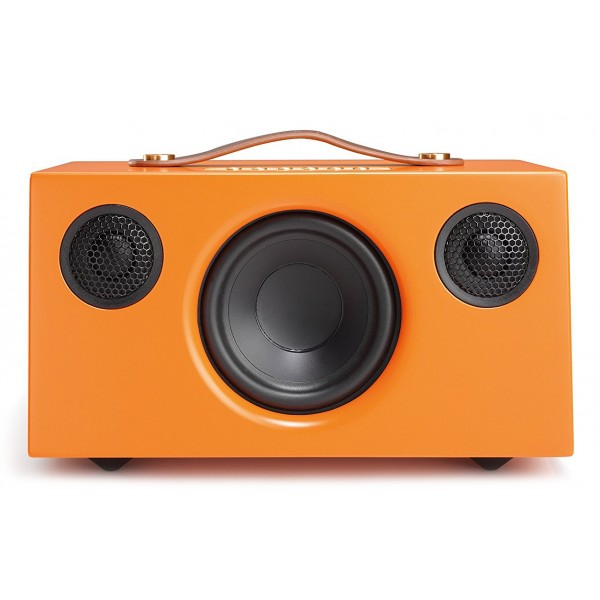 Audio Pro - Addon T5 - Orange - High Quality Speaker - Powered Wireless Speaker - USB, Stereo, Bluetooth, Wireless