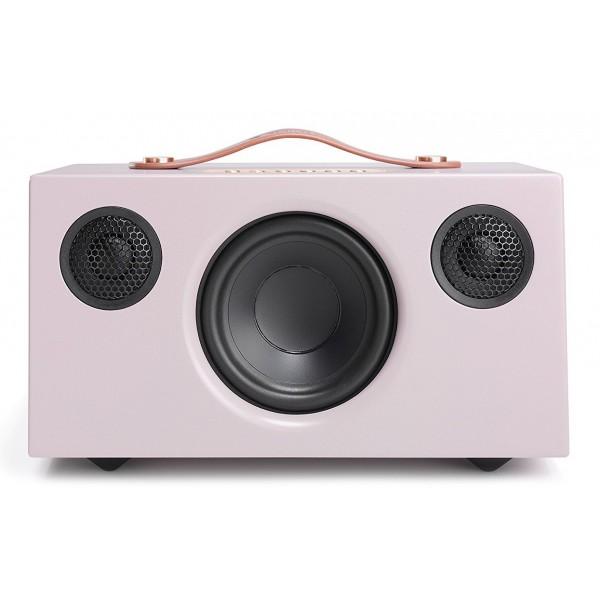 Audio Pro - Addon T5 - Rosa - Altoparlante di Alta Qualità - Alimentato Wireless - USB, Stereo, Bluetooth, Wireless