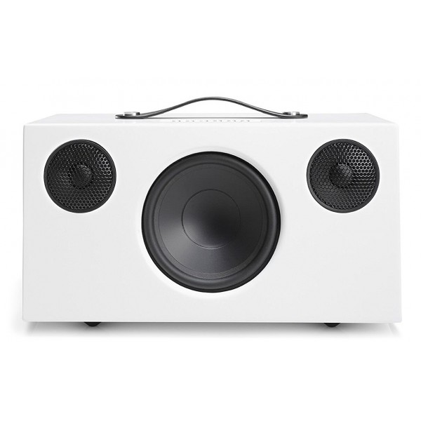 Audio Pro - Addon T10 Gen 2 - Bianco - Altoparlante di Alta Qualità - Alimentato Wireless - USB, Stereo, Bluetooth, Wireless
