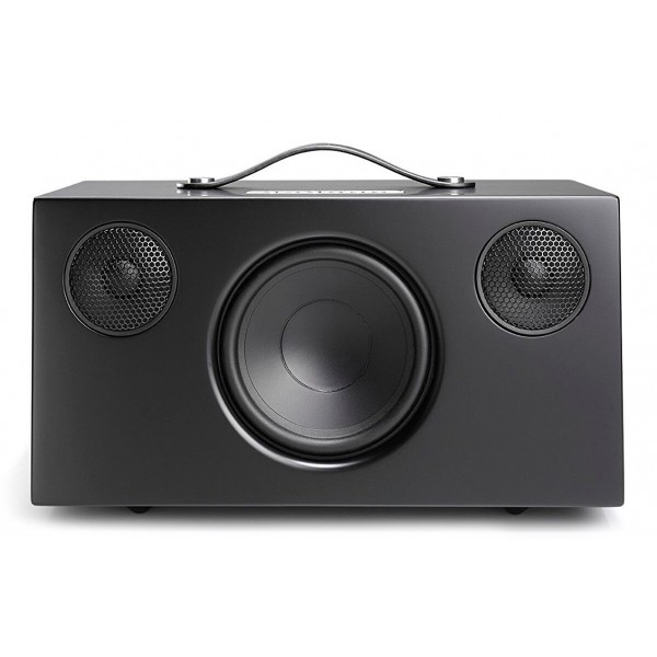 Audio Pro - Addon T10 Gen 2 - Nero - Altoparlante di Alta Qualità - Alimentato Wireless - USB, Stereo, Bluetooth, Wireless