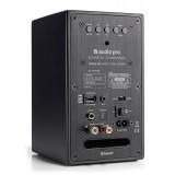 Audio Pro - Addon T8L - Nero - Altoparlante di Alta Qualità - Mini HiFi Alimentato Wireless - USB, Stereo, Bluetooth, Wireless