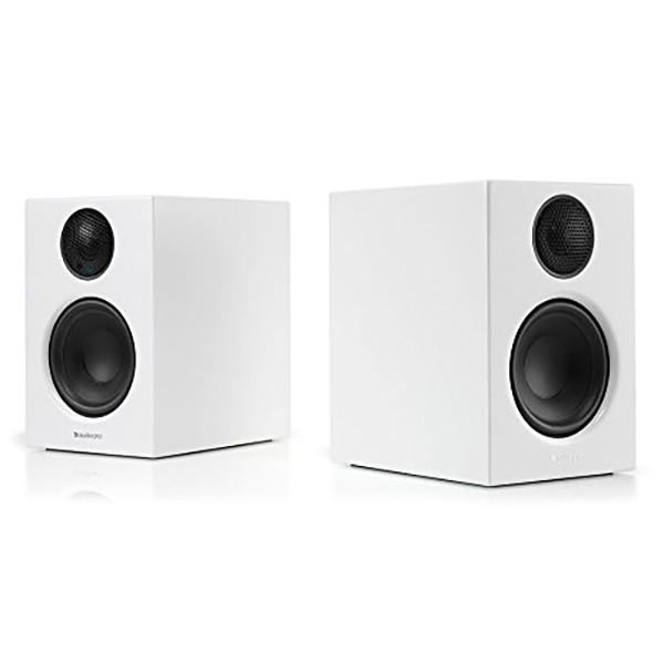 Audio Pro - Addon T14 - White - High Quality Speaker - Powered Wireless Bookshelf HiFi - USB, Stereo, Bluetooth, Wireless