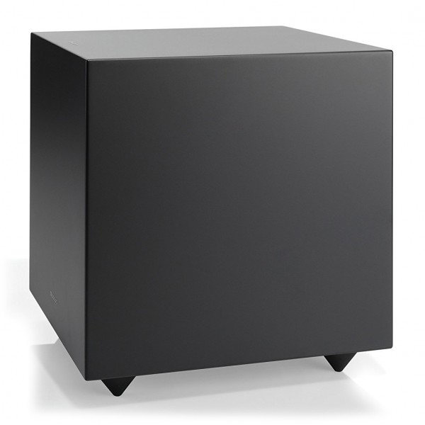 Audio Pro - Addon Sub - Black - High Quality Subwoofer - Powered Subwoofer - LFE, RCA, Stereo, Bluetooth