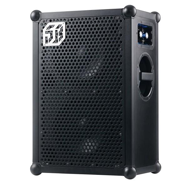 Soundboks - Soundboks 2 - Nero - Il Più Potente Altoparlante Portatile Bluetooth - 122 dB - Suono Supremo - Batterie Militari