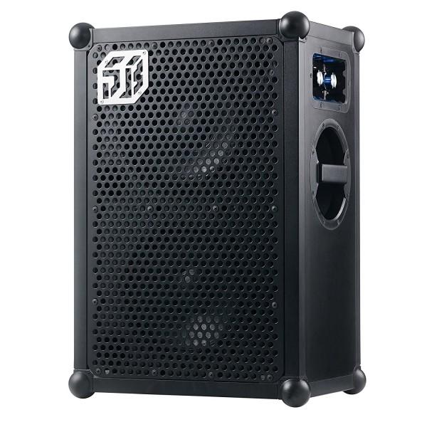 Soundboks - Soundboks 10 - Black - The Loudest Portable Powered Bluetooth  Speaker - 11010 dB - Supreme Sound - Military Batteries