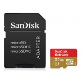 GoPro - SanDisk 32 GB Extreme Micro SDHC UHS-I Card - Memory Card - Accessori GoPro