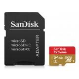 GoPro - SanDisk Extreme Plus 64 GB microSDXC UHS-I/U3 Card - Memory Card - Accessori GoPro