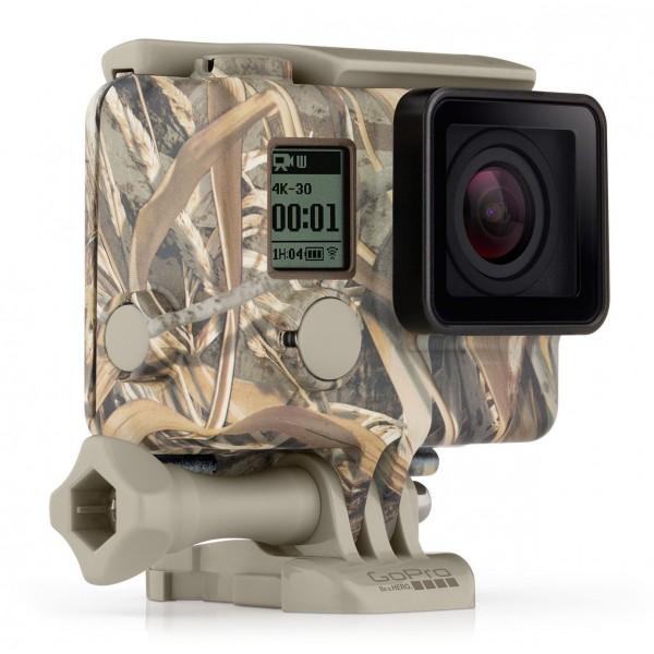 GoPro - Custodia Camo + QuickClip - Realtree MAX-5® - Accessori GoPro