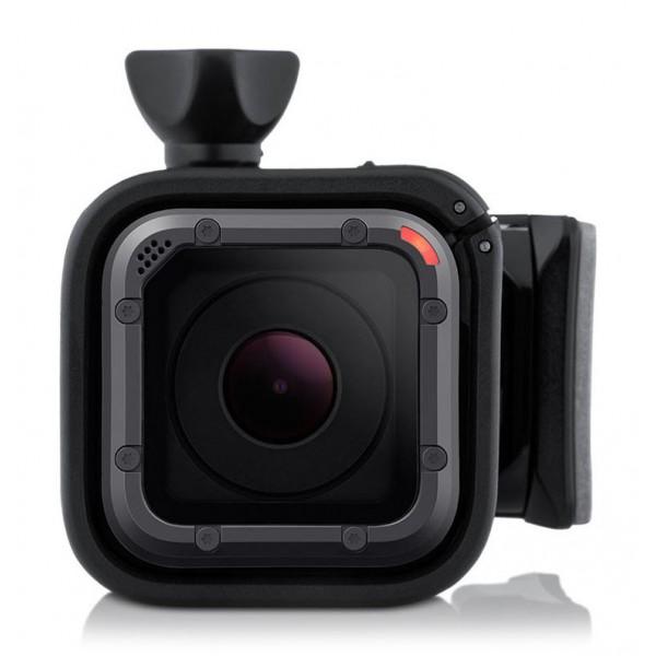 GoPro - Supporto Girevole con Profilo Ribassato per Casco - Session - Accessori GoPro