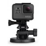GoPro - Suppoto a Ventosa - Fissa la GoPro alla Tua Auto, Barche, Moto e Molto Altro. - Accessori GoPro