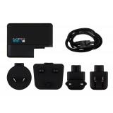 GoPro - Supercharger - Caricatore Internazionale a Doppia Porta - Accessori GoPro