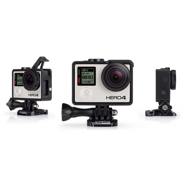GoPro - The Frame - Supporto GoPro - HERO4 Black / HERO4 Silver/ HERO3+ / HERO3 - Accessori GoPro