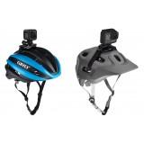 GoPro - Attacco per Cinturino per Casco Ventilato - Accessori GoPro