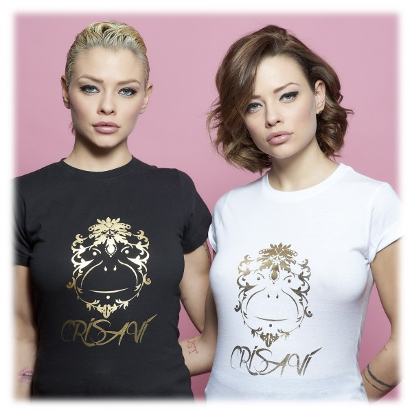 Crisavì Luxury Nail - T-Shirt Crisavì - Uomo / Donna Slim Fit - Accessori
