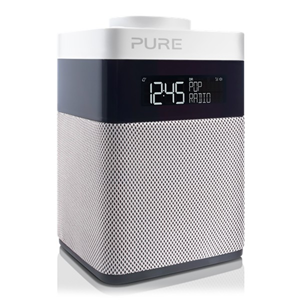 Pure - Pop Mini - Radio Digitale DAB e FM Portatile Ultracompatta - Radio Digitale di Alta Qualità